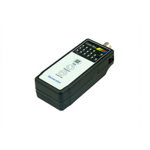 VPG-1  4 in 1 color video signal generator 5MP TVI / CVI and 4MP AHD