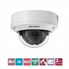 DS-2CD1723G0-IZ  Network Dome camera 2MP,outdoor, 1/2.8'', motorized varifocal lens  2,8 ~ 12 mm (viewing  angle 3 4 ° ~ 9 8 °), Infrared lighting (IR) with range up to 30 m .