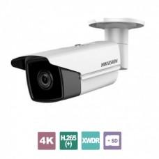 DS-2CD2T85FWD-I8(B) 4mm 8MP (4K) Network Bullet camera,outdoor, DarkFighter technology