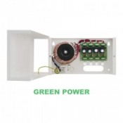 Secure camera power supply over long distances (2)