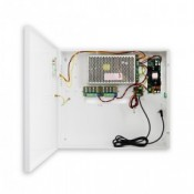 UPS wall-mounted power supplies for CCTV (indoor, metal box, LEDs on the front) (9)