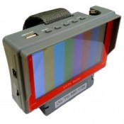 Economical and compact CCTV tester (2)